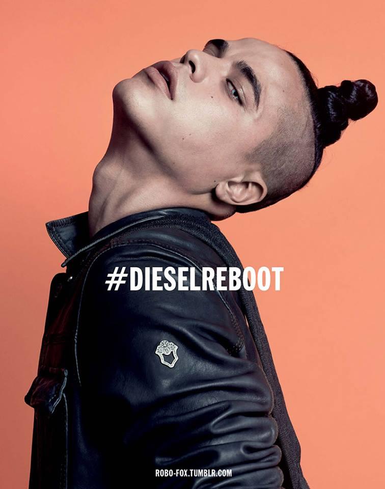 DieselReboot apela a la diversidad en su nueva campaña otoño-invierno 2013