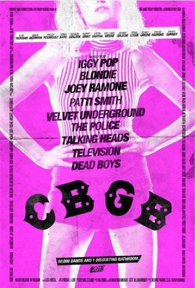 El libro Please Kill Me y CBGB, la película sobre el punk neoyorquino