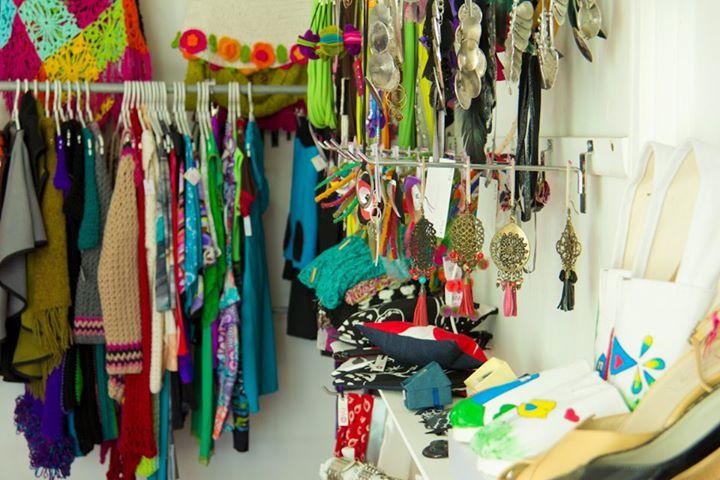 Tienda Subjetiva en La Serena: desechos transformados en accesorios