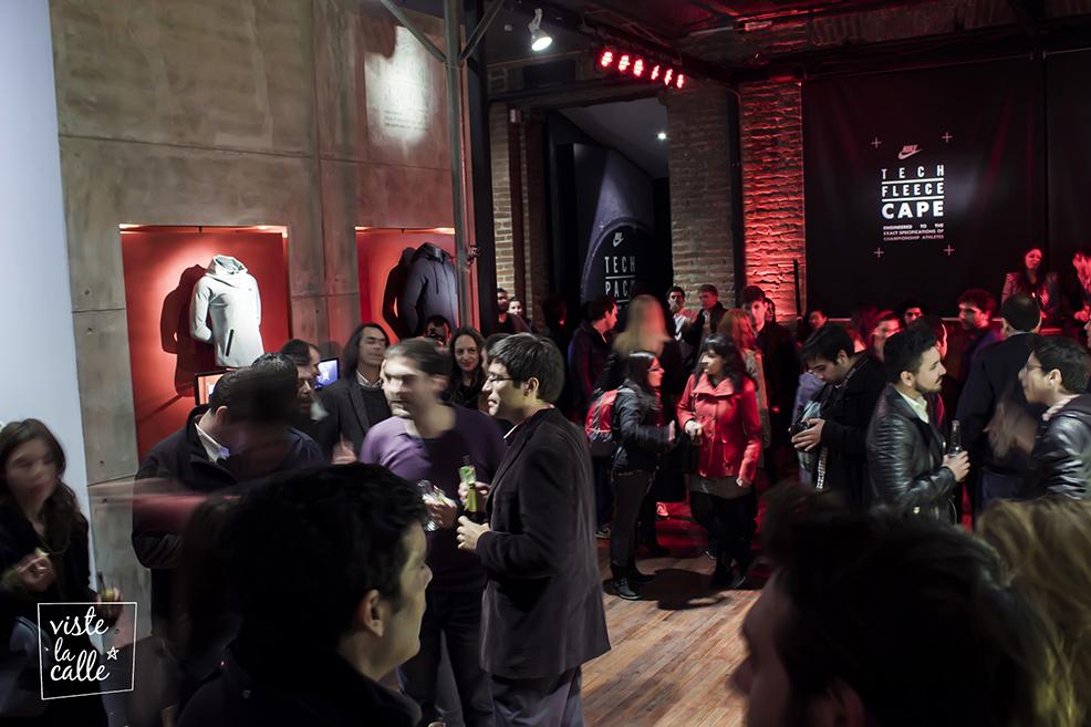 Apertura de la Nike Experience Store y lanzamiento de Tech Pack