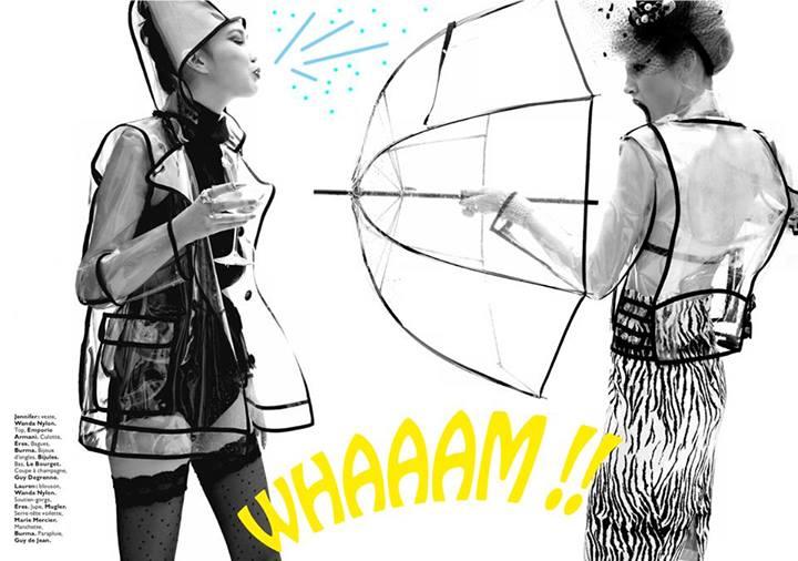 Wanda Nylon: La revalorización del plástico