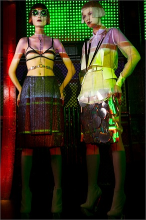 Future Code: Futurismo vía Vogue Italia