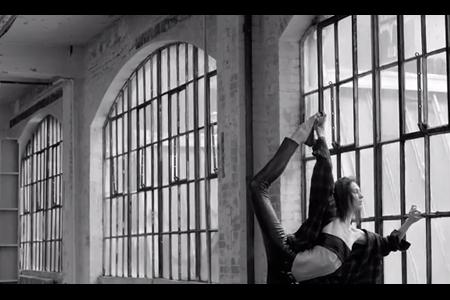 VLC ♥ Saint Laurent Dance