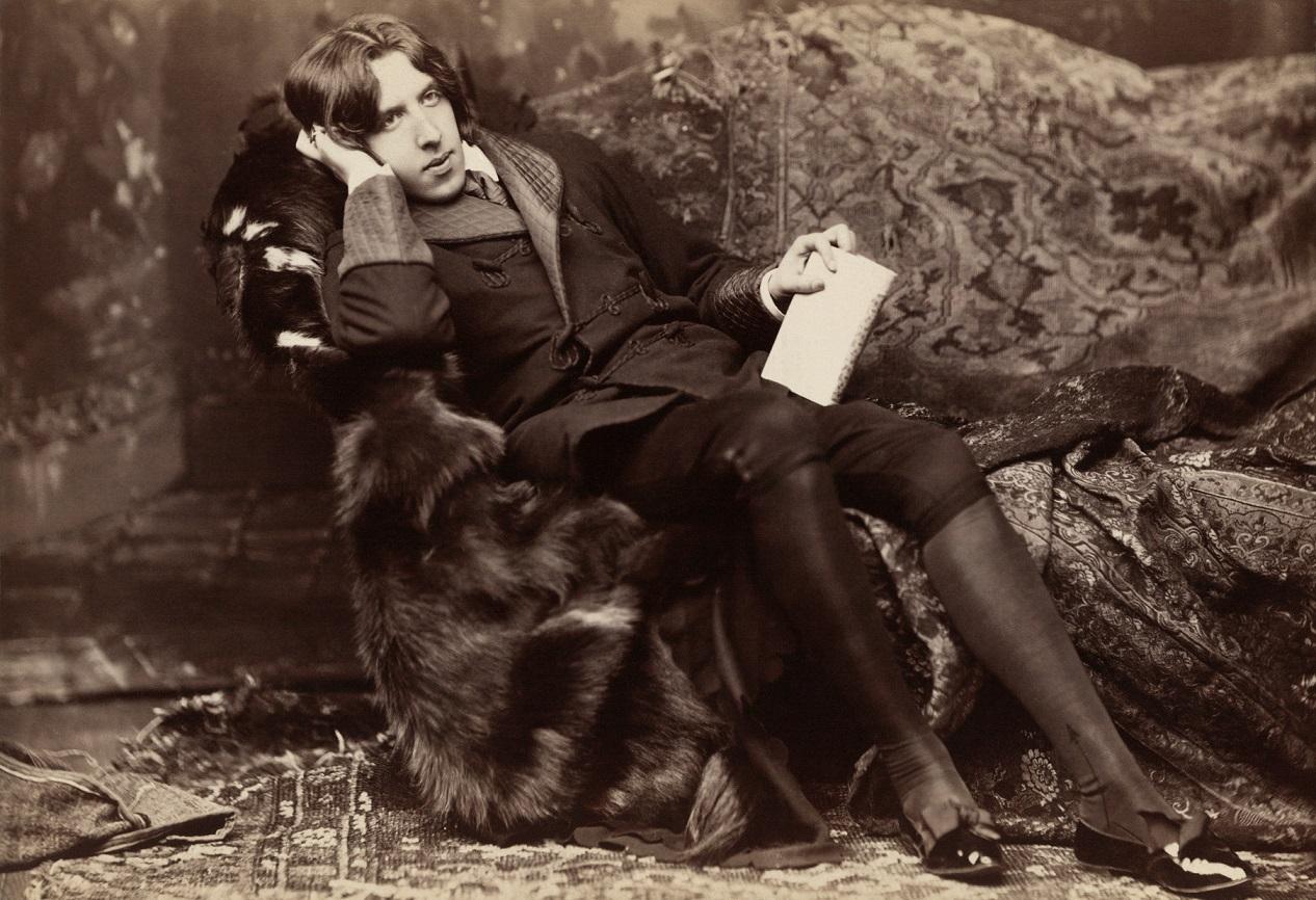 Oscar Wilde: simpleza versus ornamento en el siglo XIX