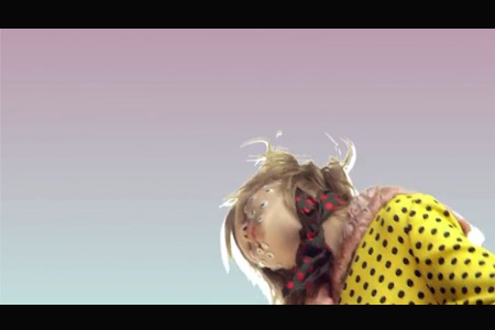 VLC ♥ Feel Hyper Real en Dazed & Confused