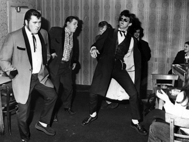 Teddy Boys, la tribu urbana que impuso tendencias
