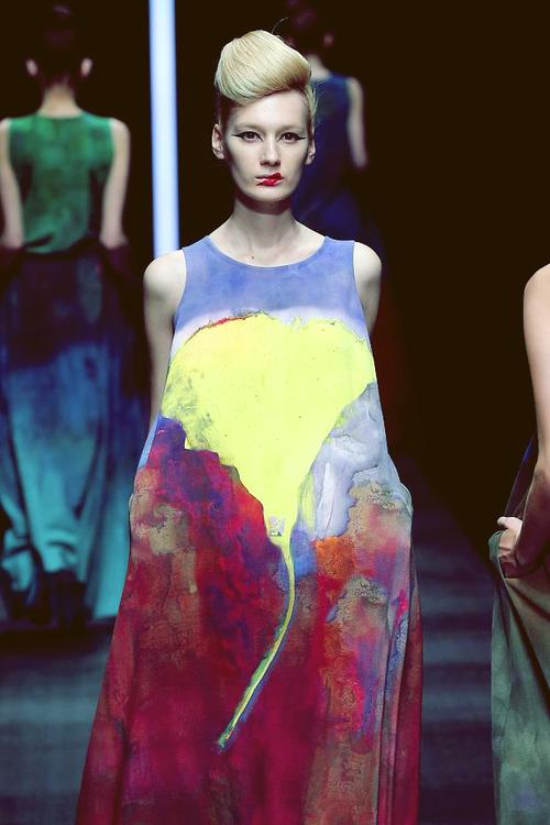 Hiroko Koshino, la primera japonesa en la Alta Moda italiana