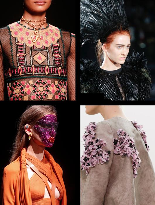 París Fashion Week las colecciones Prêt-à-Porter primavera-verano 2013/14: Parte 2