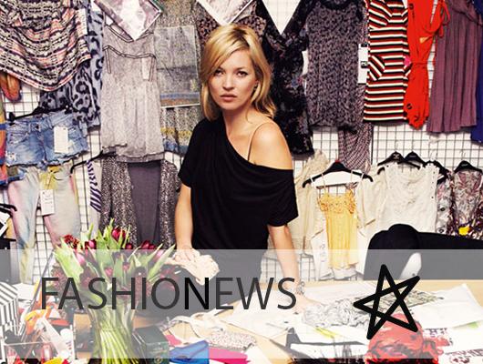 Fashion News: Kate Moss + Topshop, la fecha de apertura de Forever 21 y Pierre Hardy celebra 10 años en el Palais Royal