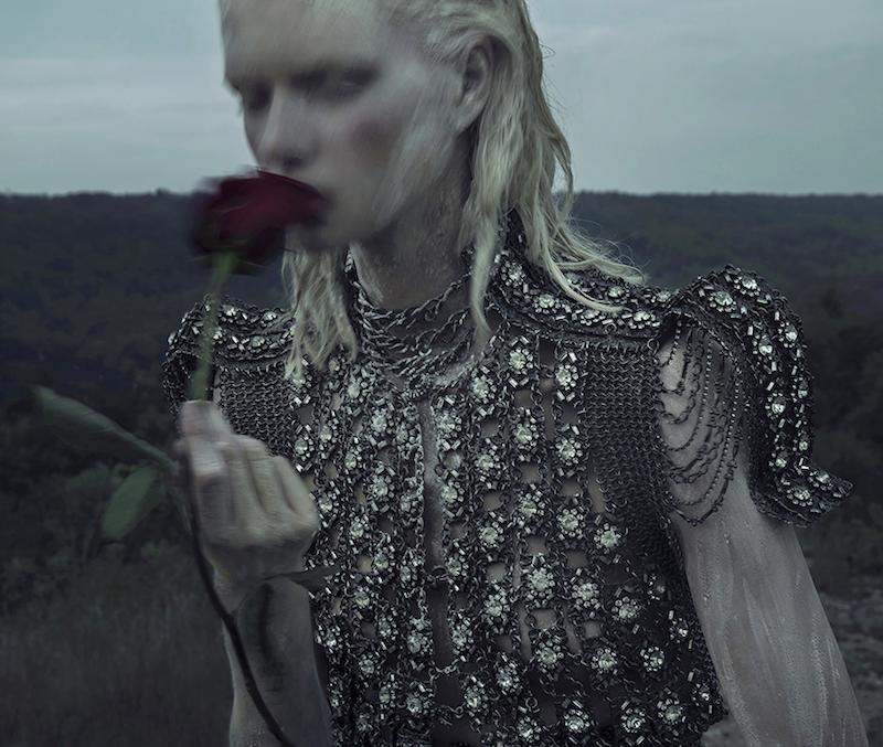 Alyona Subbotina para Vogue Italia, 2013