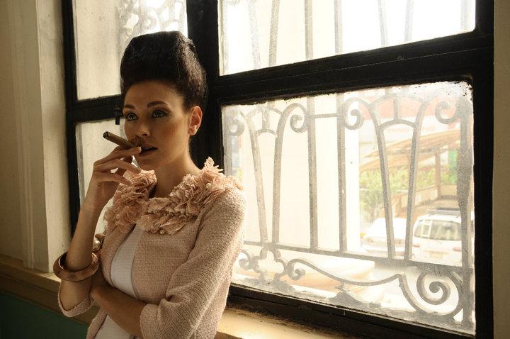 Entrevista a Pamela Bahre, modelo chilena (Parte II)