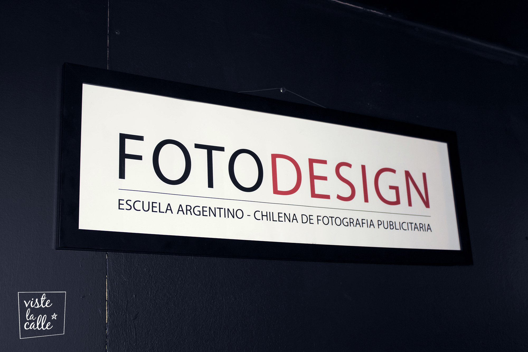 Fotodesign exhibió muestra con su primera generación de estudiantes