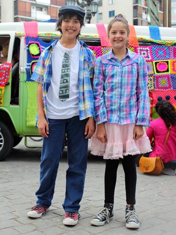 Tomás y Magdalena Neumann