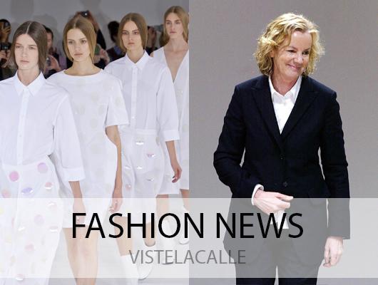 Fashion News: Jil Sander deja por 3ª vez su cargo como directora creativa, finalistas de Creado Por Nosotras y Venta de taller de Bark Makers
