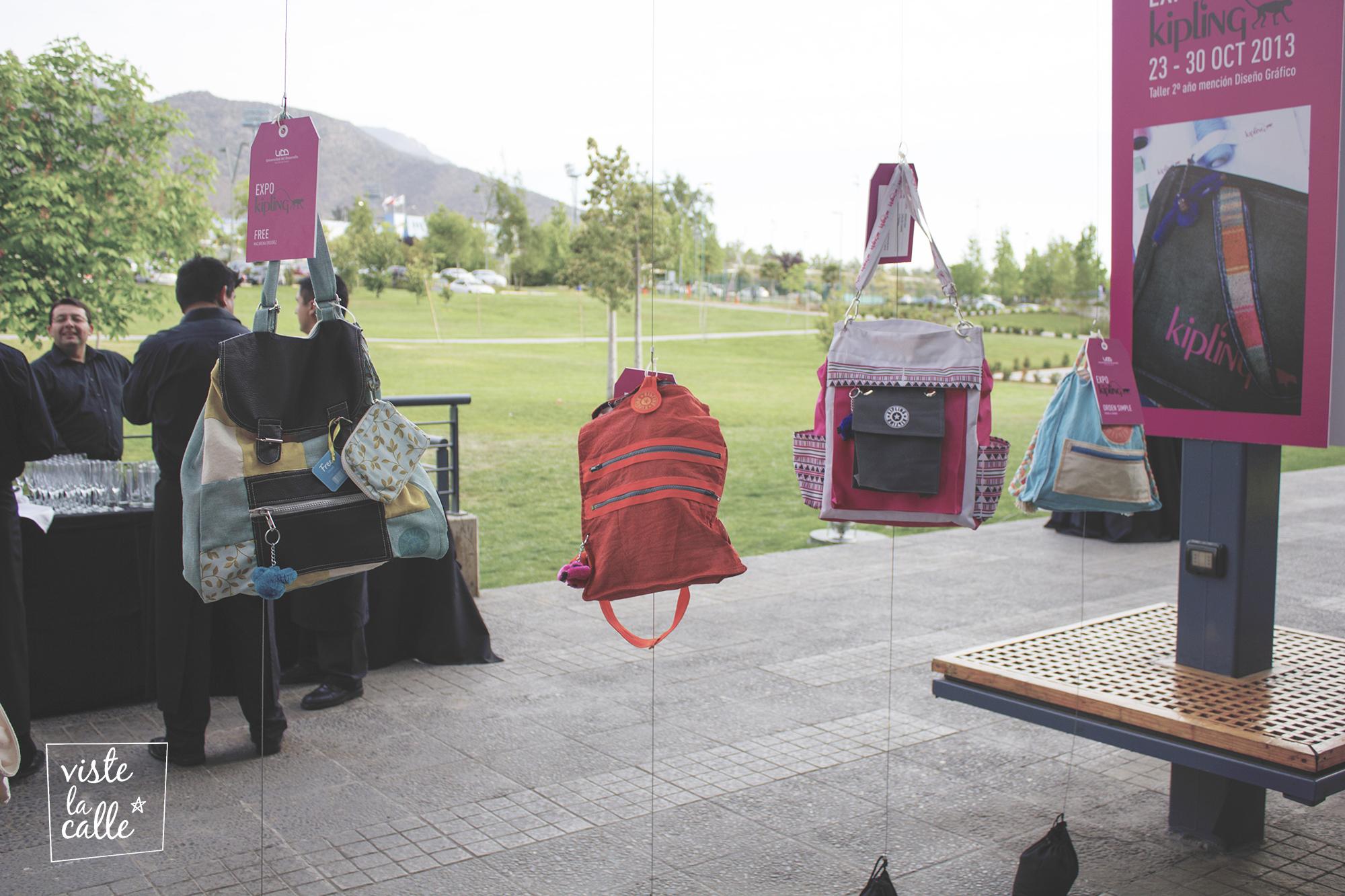 """Kipling premió a alumnos de diseño con su concurso """"Play with the Bags"""""""