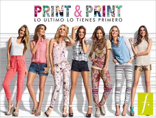 Falabella y su última tendencia Print&Print