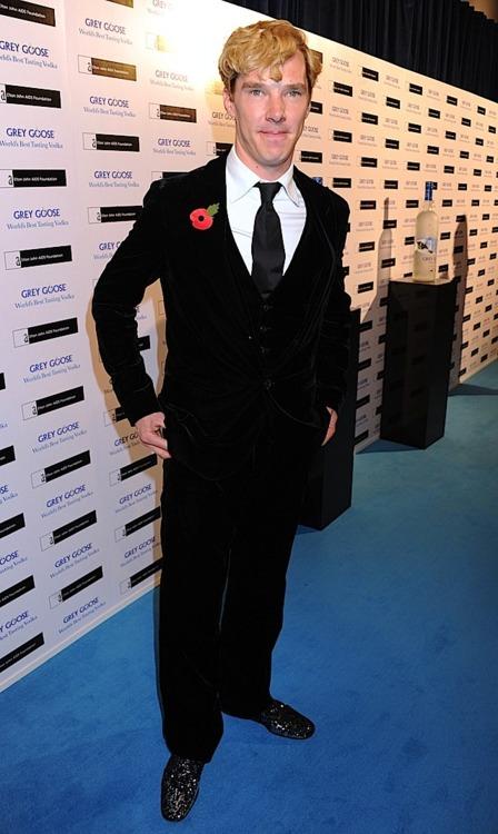 El estilo de Benedict Cumberbatch