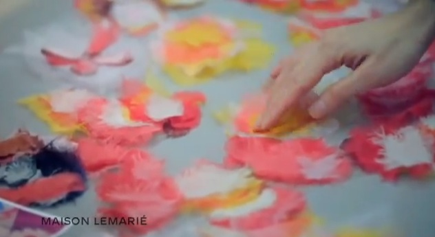 VLC ♥ Savoir Faire: The Making Of A Chanel Couture Gown