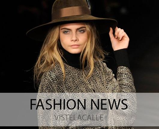 Cara Delevingne actuará en el Cine, nuevas firmas en París Haute Couture, Desfile de modas en Concón y una noche sólo para ellas en Le Boudoir