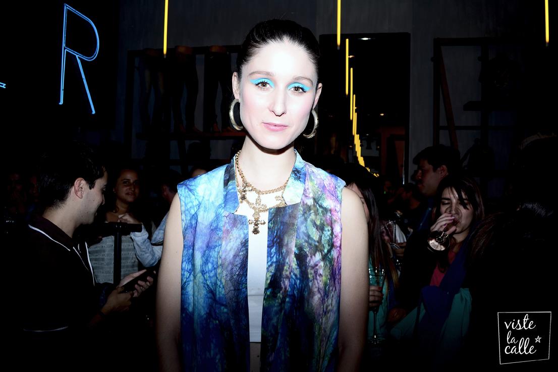 """Lanzamiento """"Look Sharp"""", la nueva colección de Francisca Valenzuela para Foster"""