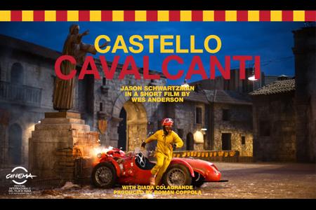 """VLC ♥ PRADA presenta """"CASTELLO CAVALCANTI"""" por Wes Anderson"""