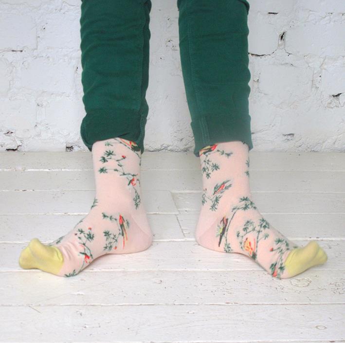 Los calcetines de Bonne Maison