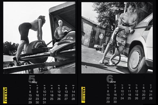 Calendario Pirelli cumple 50 años