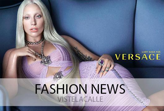 Fashion News: Lady Gaga para Versace, LVMH Young Fashion Designer Prize y Lieve Dannau destacada por FashionTV