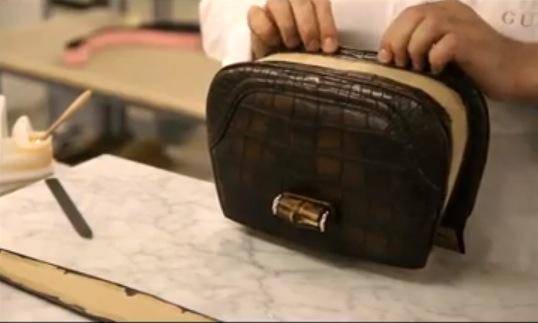 VLC ♥ Gucci New Bamboo bag