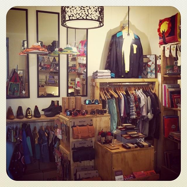 Entrevista a los creadores de Tienda Santino en La Serena