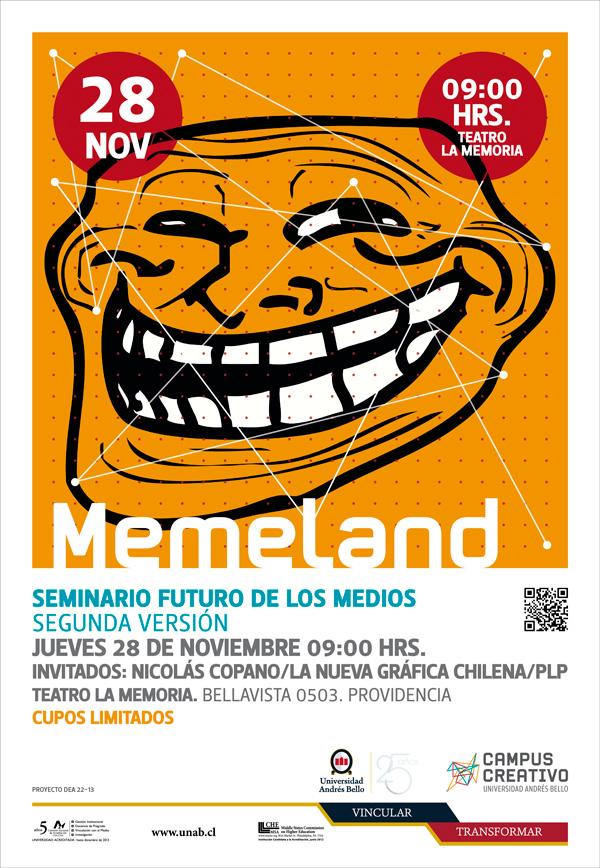 """Seminario """"Futuro de los Medios"""" en Campus Creativo"""