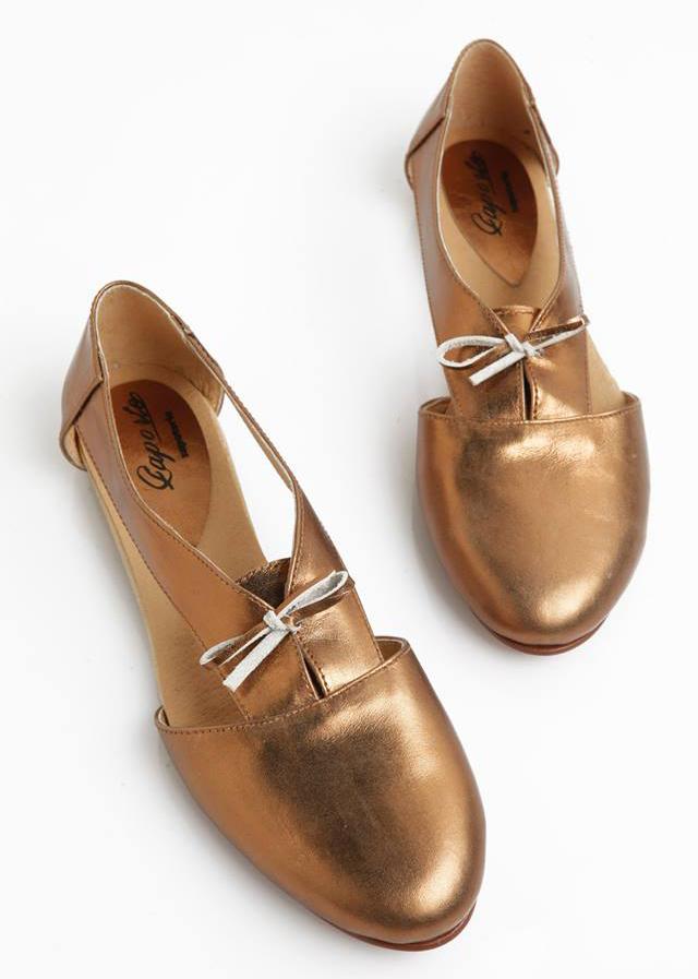Laporte Shoes, los nuevos zapatos de Casa Laporte