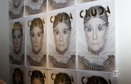 Cruda magazine, un nuevo medio de moda, cultura y arte