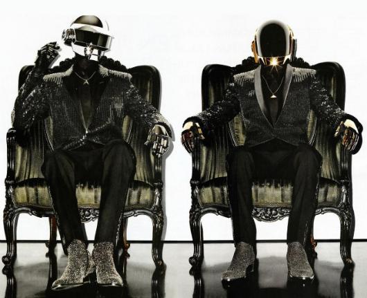El estilo de Daft Punk