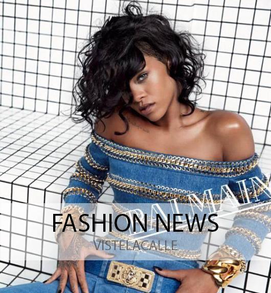Fashion News: Rihanna para Balmain, Luca Dotto para Emporio Armani y venta especial VR Jewelry