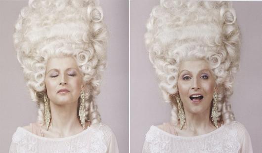 Solo por un segundo, la campaña francesa que sacó sonrisas a personas con cáncer solo con un cambio de look