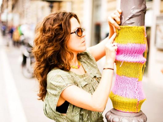 Street Art: moda y color en la ciudad