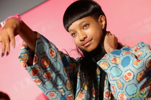 Willow Smith, ¿La nueva Rihanna?