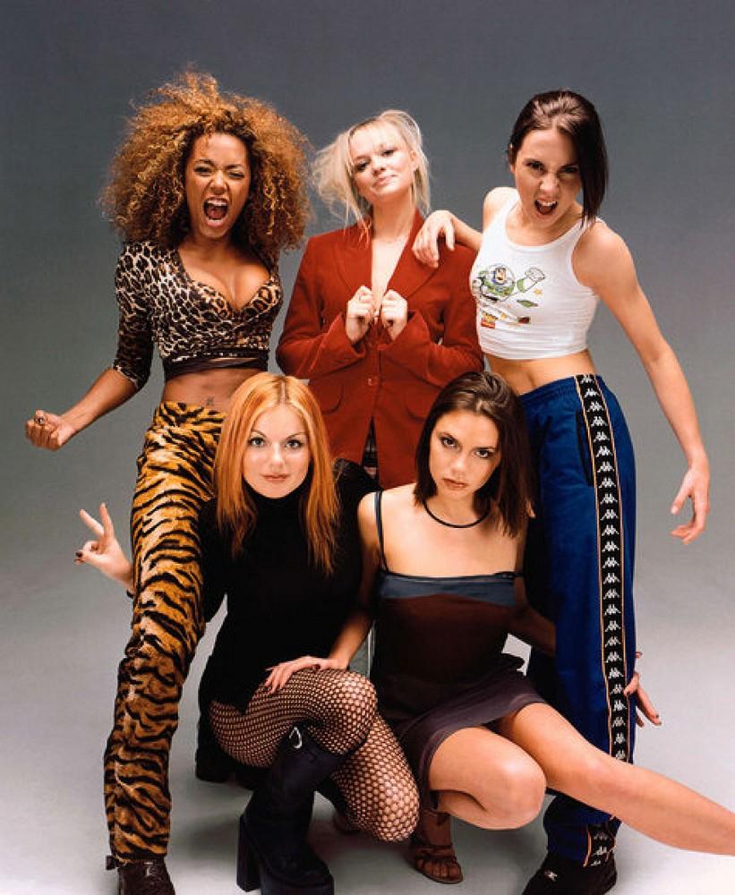 Los mejores looks de las Spice Girls en su aniversario nº 20