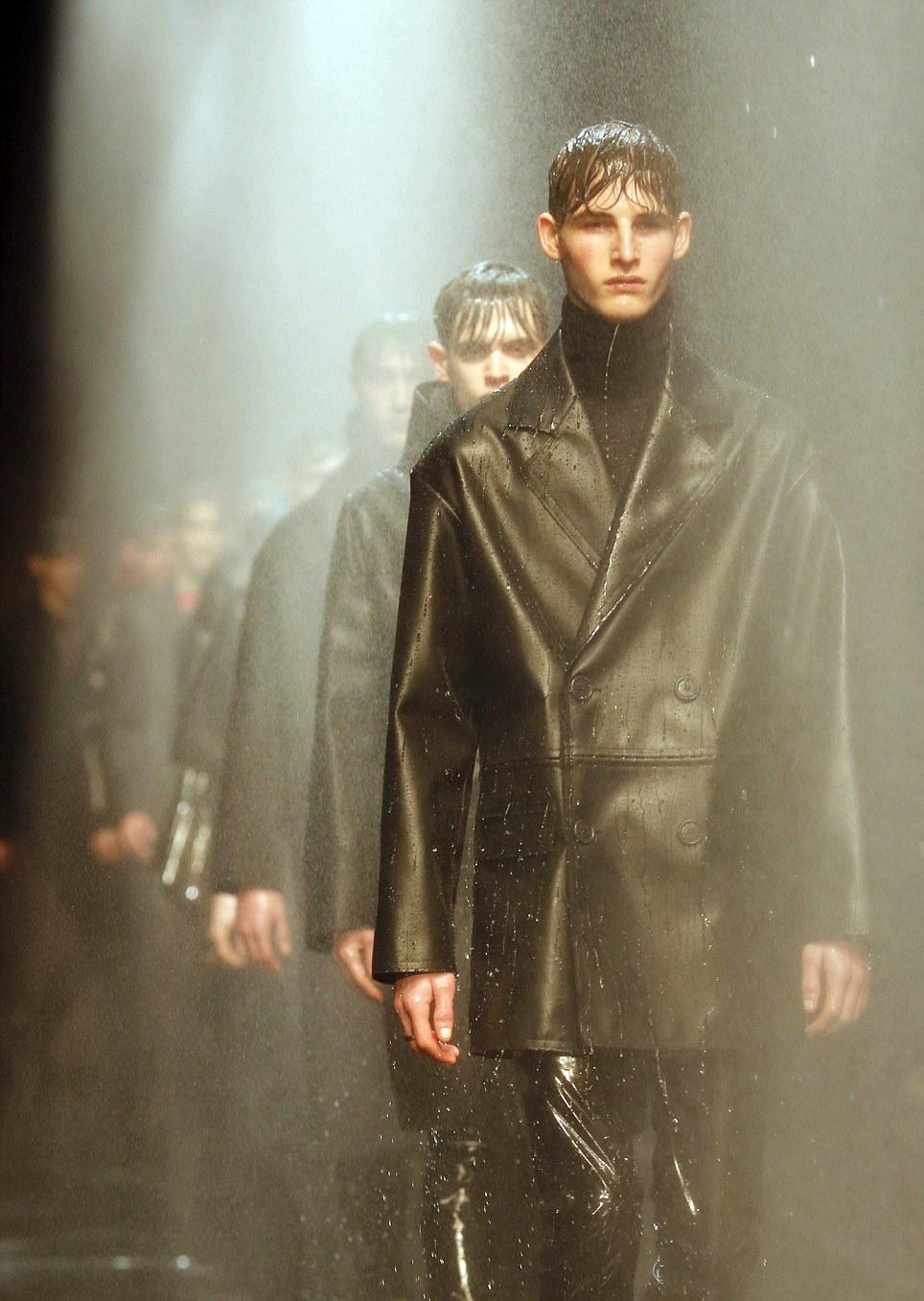London Collections Men, otoño-invierno 2014: Primera Parte