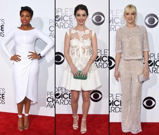 Los looks de los People's Choice Awards 2014