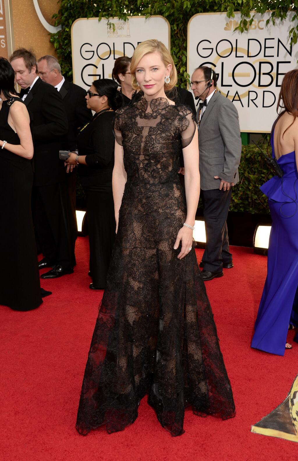 La moda de los Golden Globes 2014