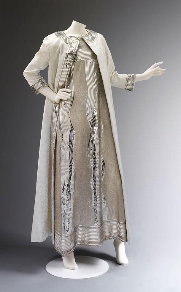 60 años de moda italiana en una exhibición