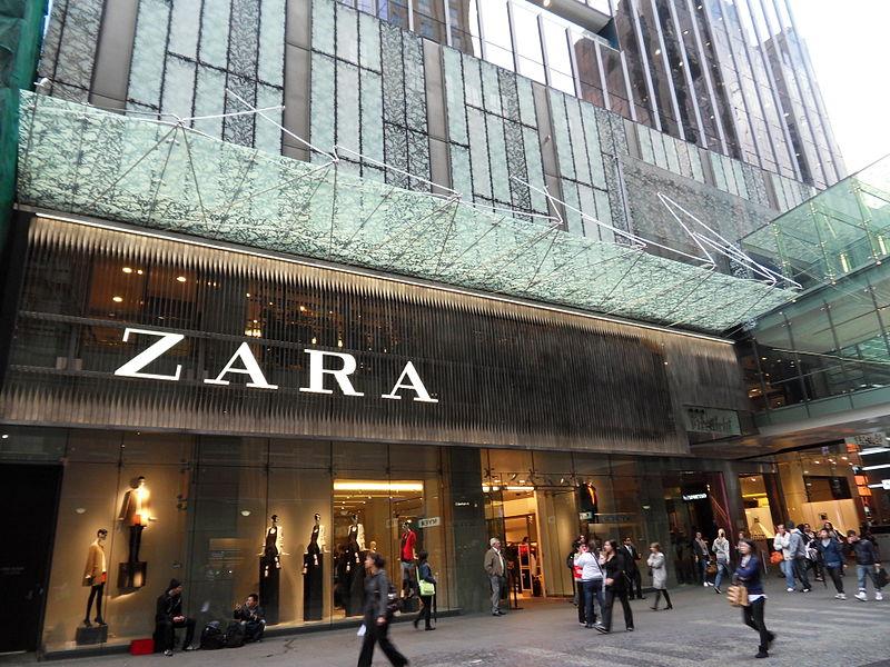 """El negocio de la moda: Zara, """"siguiendo las tendencias"""""""