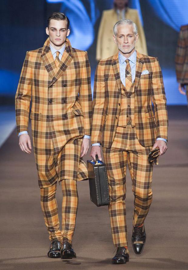 Milano Moda Uomo: otoño-invierno 2014/15