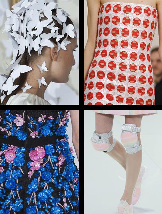 Paris Fashion Week 2014: La Alta Costura de Chanel, Dior, Schiaparelli y Versace