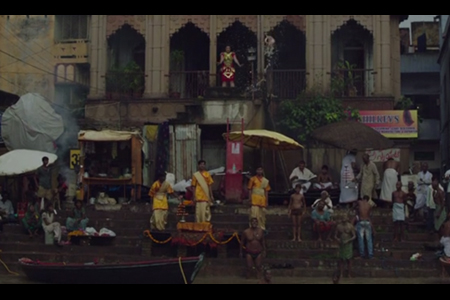 """Holi Holy – A Film by Manish Arora"" by Bharat Sikka"
