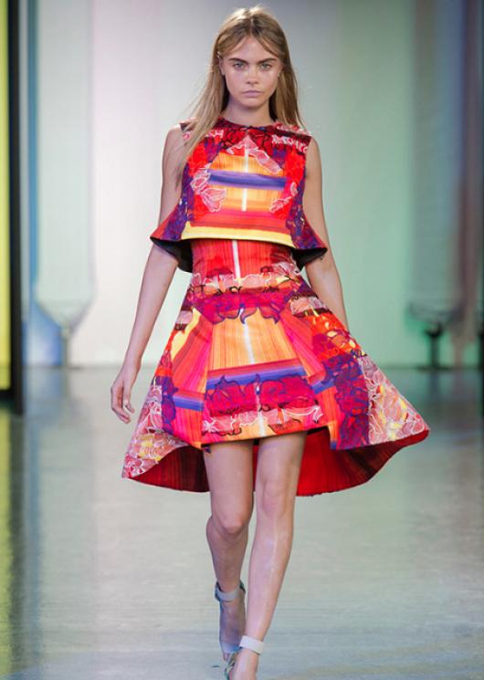 Peter Pilotto se queda con el premio BFC/Vogue Fashion Fund 2014