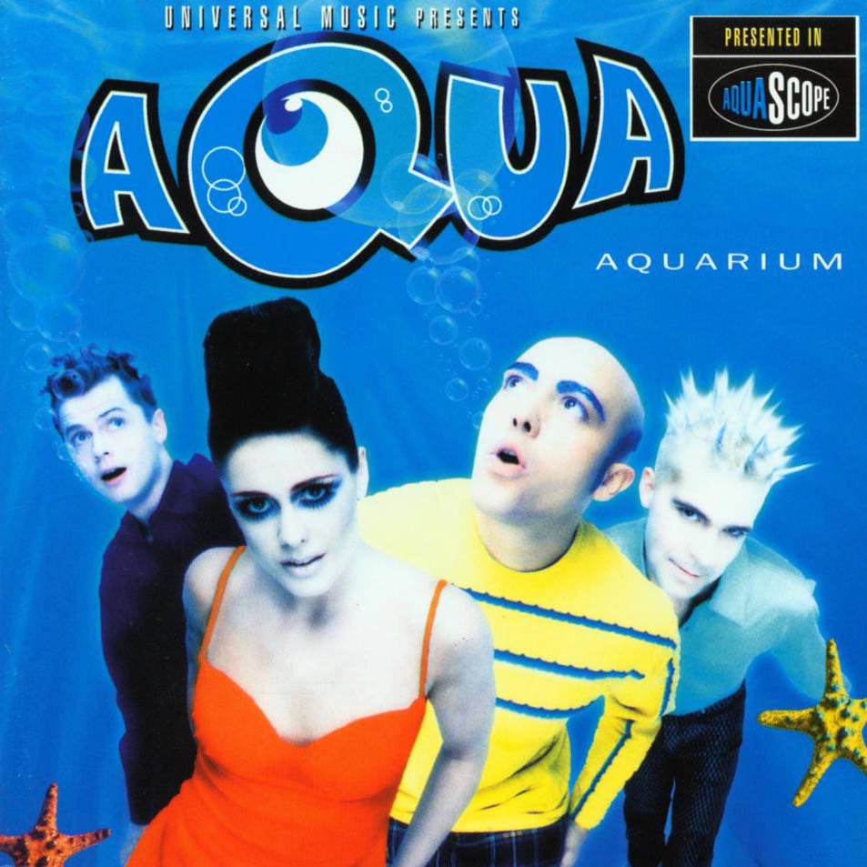 AQUA: el pop alternativo de los 90