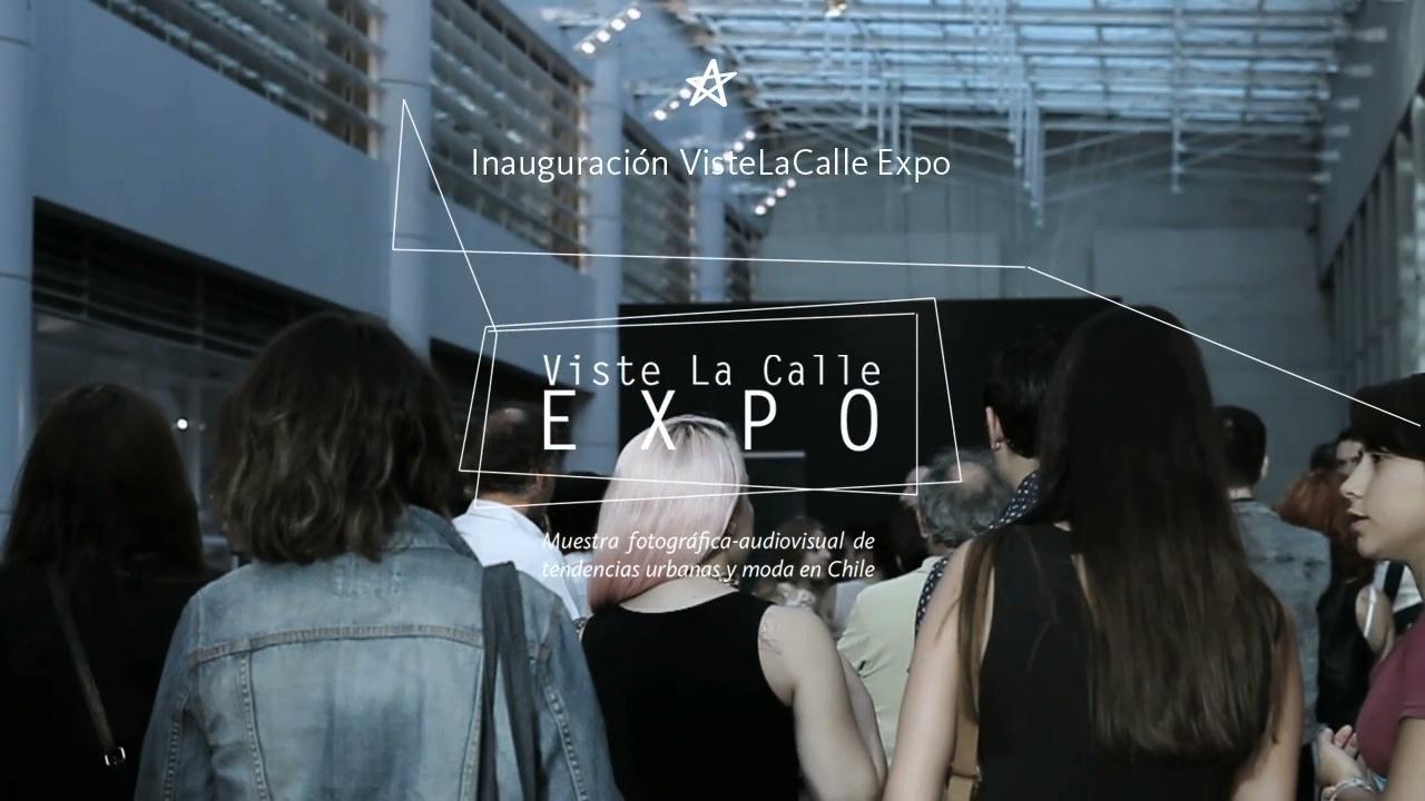 ¡La inauguración de VisteLaCalleEXPO!